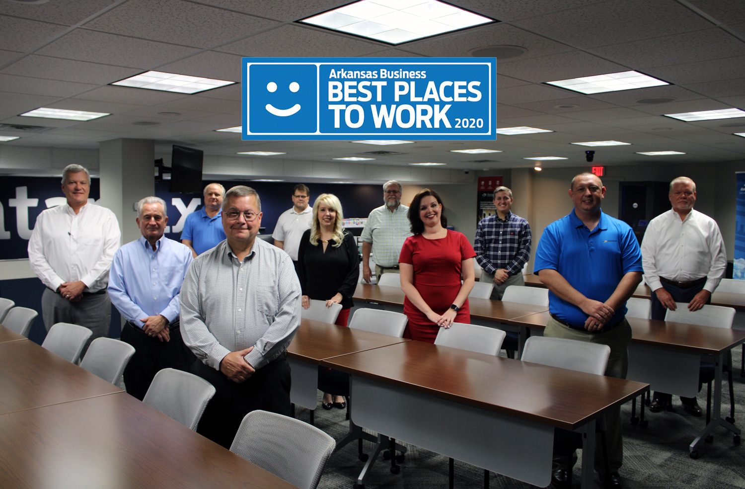 Datamax Best Places to Work in Arkansas 2020