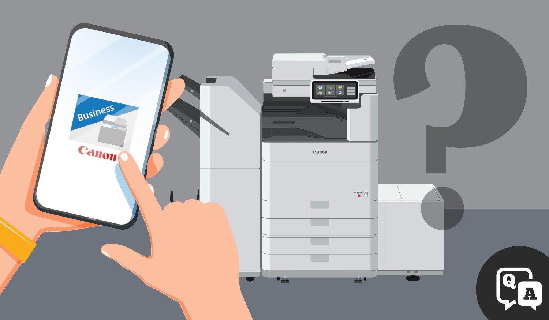 Canon Mobile Printing App