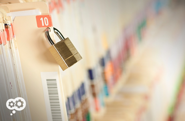 Don't forget - paper records need to be included when it comes to HIPAA compliance.