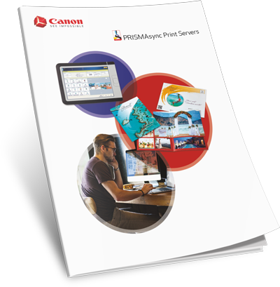 Download PRISMAsync Server Production Print Brochure