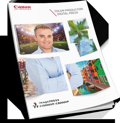Download Canon imagePRESS C10000VP Production Print Brochure