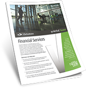 Finance Vertical Market