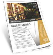 Hospitality Vertical Market