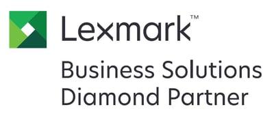 Lexmark Diamond Solutions Partner 2018-2020