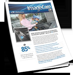 Datamax imageCare Brochure
