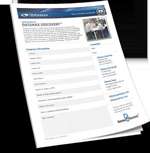 Print / Workflow Assessment Program