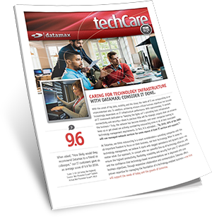 Datamax Techcare Brochure
