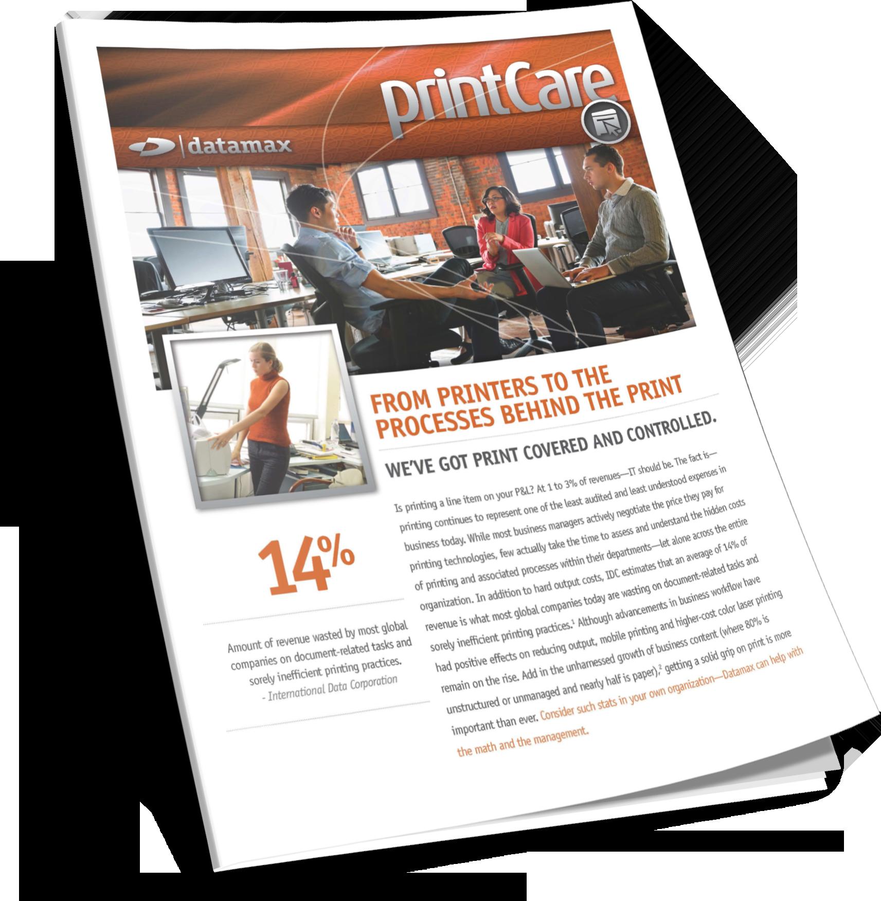 PrintCare Managed Print Services Program