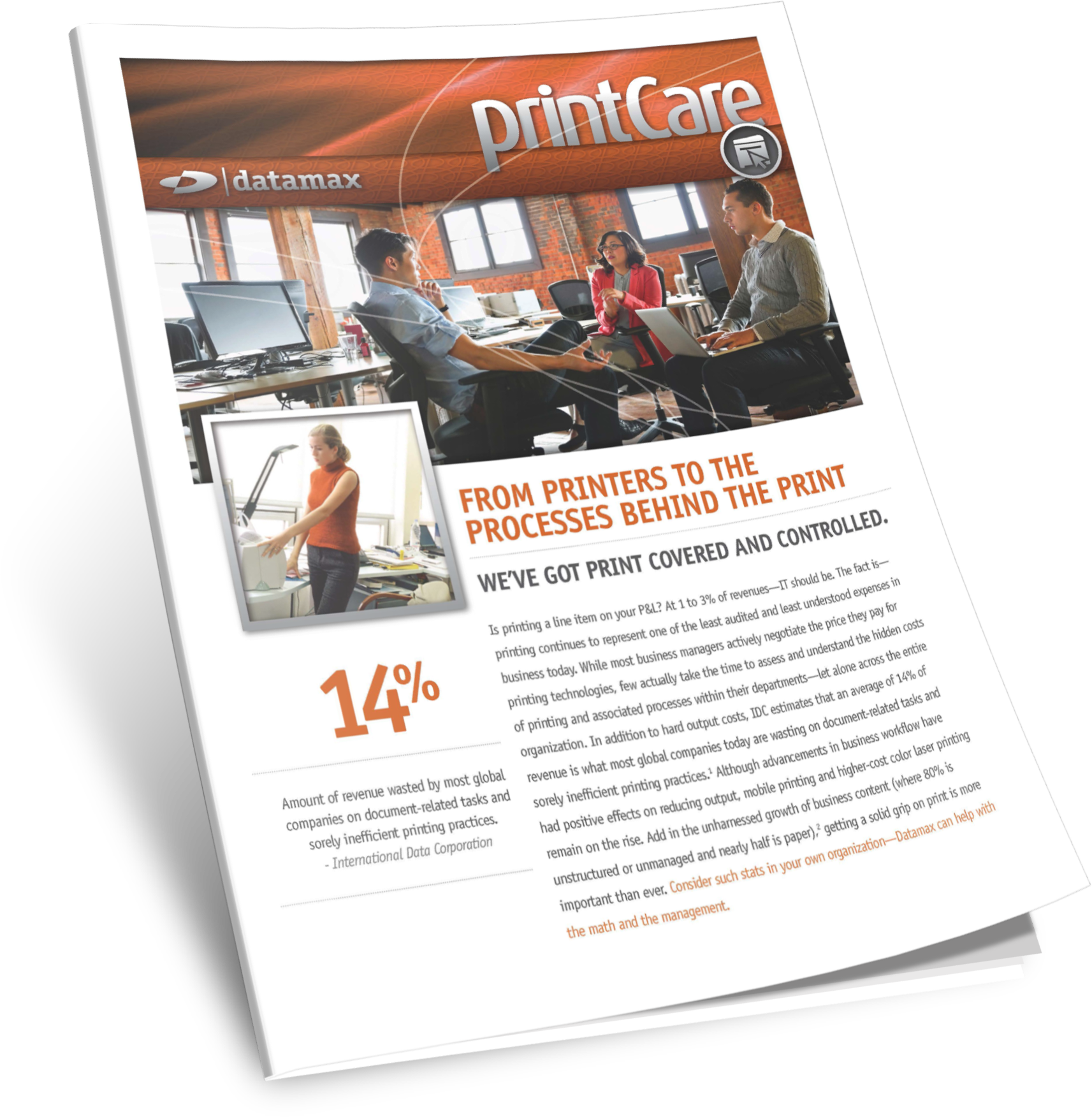 PrintCare Managed Print Services Program