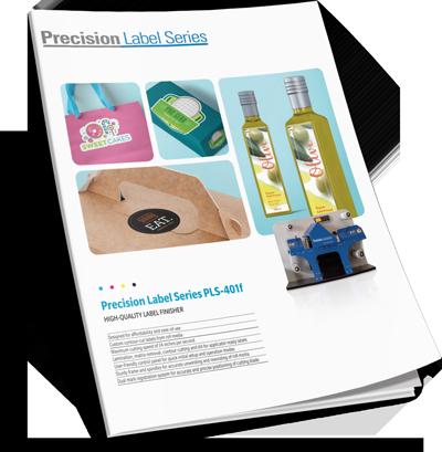 Download Precision Series Digital Finishing-401f Brochure