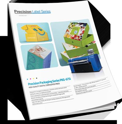 Download Precision Series Digital Packaging Press-675i Brochure