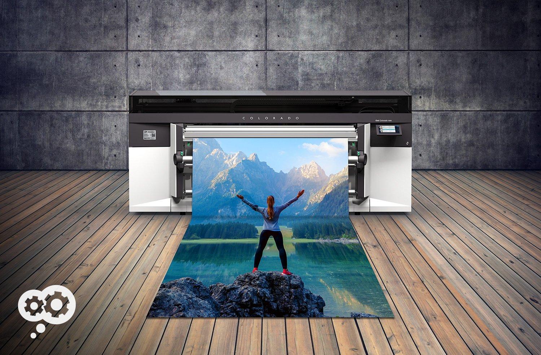 Colorado wide format production print