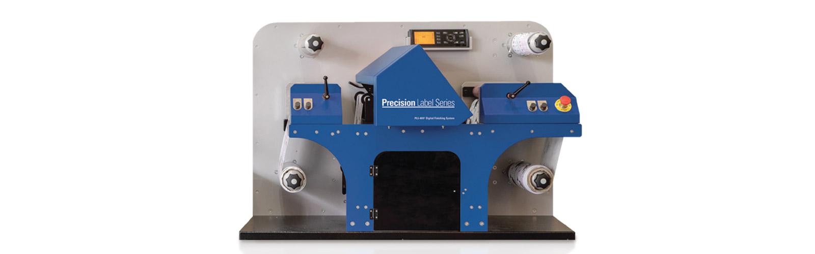 Precision Label Series PLS-401f
