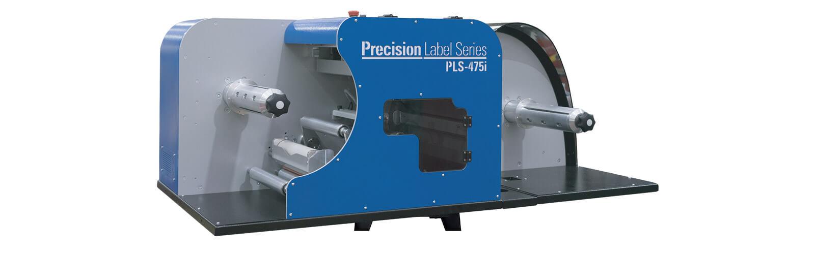 Precision Label-Series PLS-475i